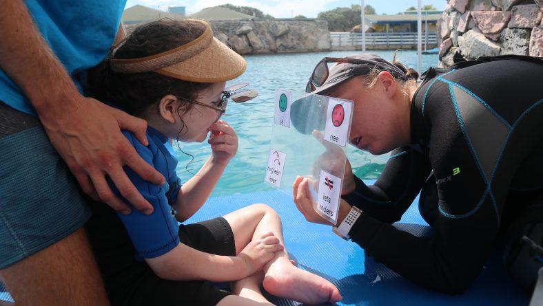 Dolfijn therapie Coco
