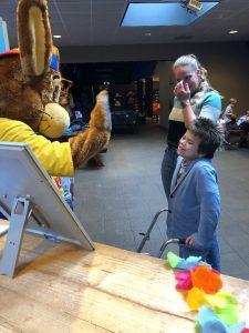 giraf therapie giraftherapie adam koos konijn